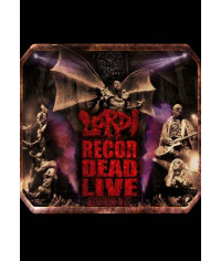 Lordi ‎– Recordead Live - Sextourcism In Z7 (2018) [DVD]