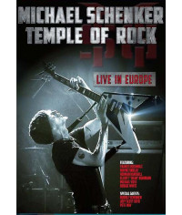 Michael Schenker: Temple of Rock - Live In Europe [DVD]