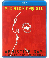 Midnight Oil ‎– Armistice Day: Live At The Domain, Sydney [Blu-ray]