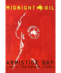 Midnight Oil ‎– Armistice Day: Live At The Domain, Sydney [DVD]