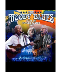 The Moody Blues - Days of Future Passed Live [DVD]