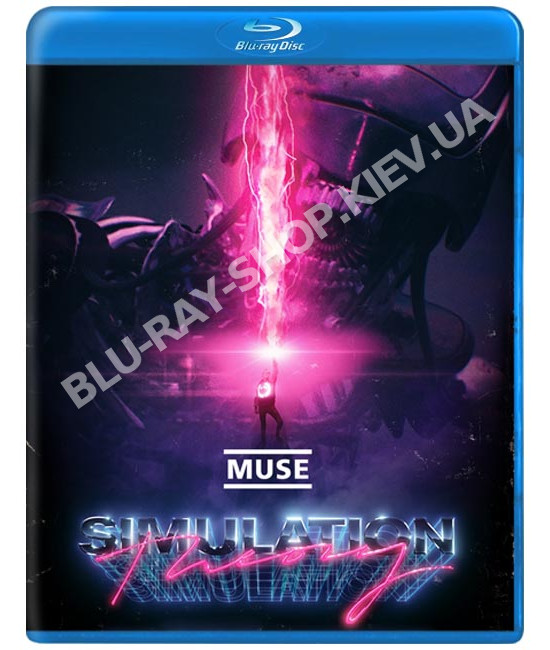 Muse - Simulation Theory [Blu-ray]