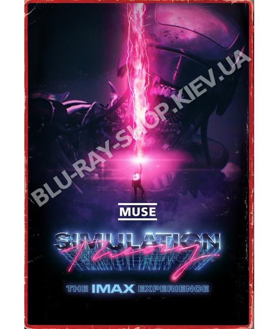 Muse - Simulation Theory [DVD]