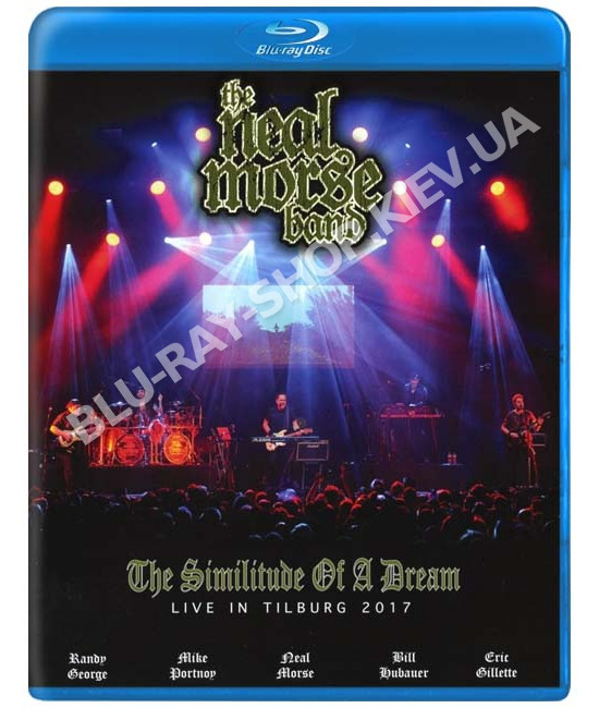 The Neal Morse Band - The Similitude Of A Dream: Live In Tilburg 2017 [Blu-ray]