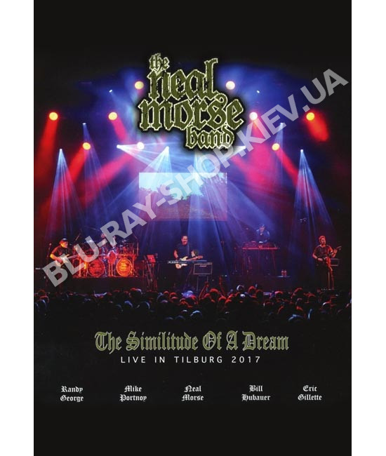 The Neal Morse Band - The Similitude Of A Dream: Live In Tilburg 2017 [DVD]