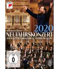 Новогодний концерт Венского филармонического оркестра [DVD]