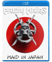 Pretty Maids: Maid in Japan - Future World Live 30 Anniversary [Blu-ray]
