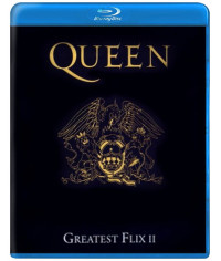 Queen - Greatest Flix II [Blu-ray]