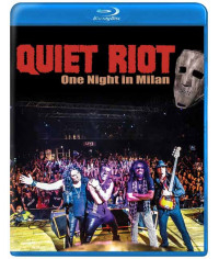 Quiet Riot: One Night in Milan [Blu-ray]