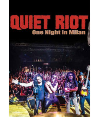 Quiet Riot: One Night in Milan [DVD]