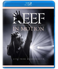 Reef: In Motion - Live from Hammersmith [Blu-ray]