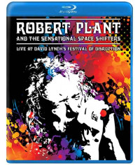Robert Plant and The Senational Space Shifters - Live at David Lynch's Festival of Disrupt [Blu-ray]