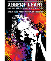 Robert Plant and The Senational Space Shifters - Live at David Lynch's Festival of Disrupt [DVD]