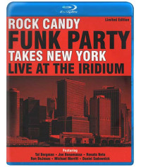Rock Candy Funk Party (with Joe Bonamassa) - Takes New York Live At The Iridium [Blu-ray]