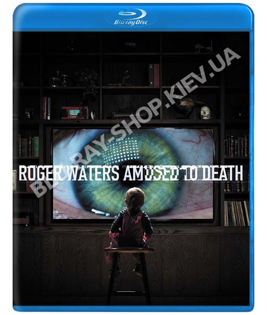 Roger Waters - Amused To Death (1992) [Blu-ray Audio]