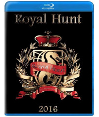 Royal Hunt - 2016 (25 Anniversary) [Blu-ray]