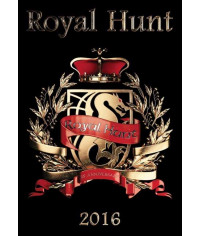 Royal Hunt - 2016 (25 Anniversary) [DVD]