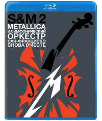Metallica & San Francisco Symphony - S&M²  [Blu-ray]