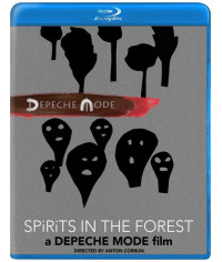 Depeche Mode - Spirits In The Forest & Live Spirits [2 Blu-ray]