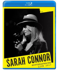 Sarah Connor: Muttersprache – Live [Blu-ray]