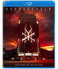 Soundgarden: Live from the Artists Den (2013) [Blu-ray]