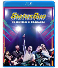 Status Quo - The Last Night Of The Electrics [Blu-ray]