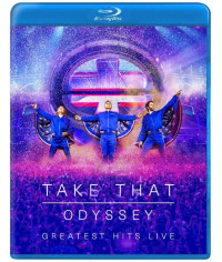 Take That - Odyssey Greatest Hits Live [Blu-ray]