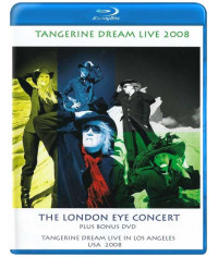 Tangerine Dream: The London Eye Concert  [Blu-ray]