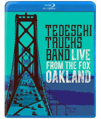 Tedeschi Trucks Band - Live From The Fox Oakland [Blu-ray]