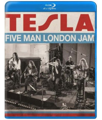 Tesla: Five Man London Jam (2019) [Blu-ray]