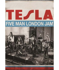 Tesla: Five Man London Jam (2019) [DVD]