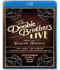 The Doobie Brothers: Live from the Beacon Theatre (2018) [Blu-ray]