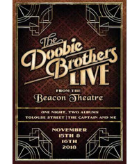 The Doobie Brothers: Live from the Beacon Theatre (2018) [DVD]