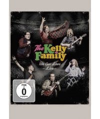 The Kelly Family - We Got Love: Live [DVD]