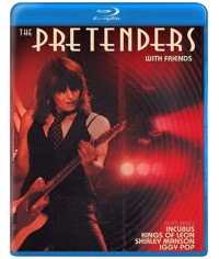 The Pretenders With Friends [Blu-Ray]