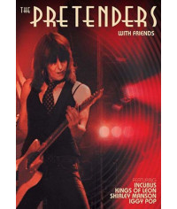 The Pretenders With Friends [DVD]