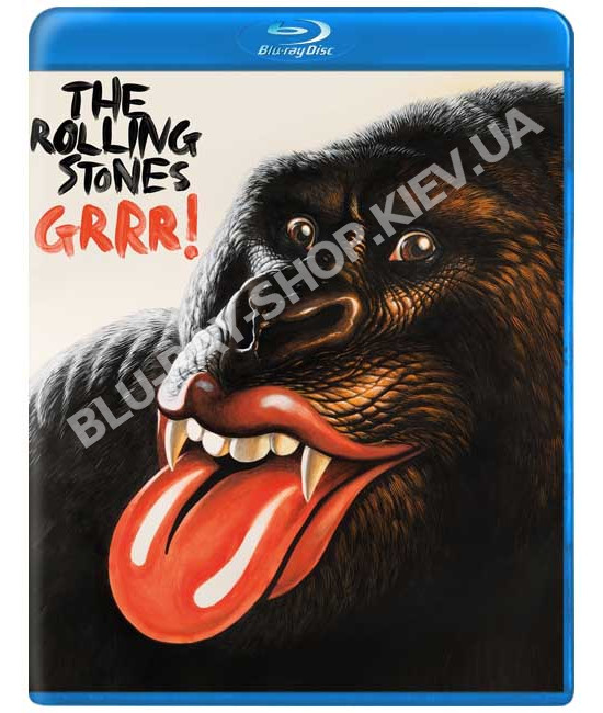 The Rolling Stones - GRRR! [Blu-ray Audio]