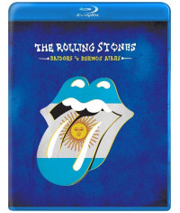 The Rolling Stones: Bridges to Buenos Aires (1998) [Blu-ray]
