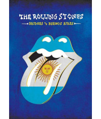 The Rolling Stones: Bridges to Buenos Aires (1998) [DVD]