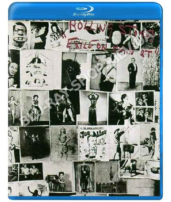 The Rolling Stones - Exile On Main Street (1972) [Blu-ray Audio]