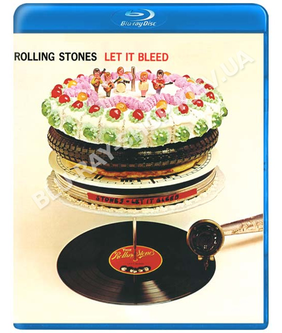 The Rolling Stones - Let It Bleed (1969) [Blu-ray Audio]
