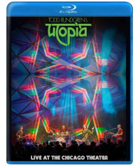 Todd Rundgren's Utopia: Live at the Chicago Theater (2018) [Blu-ray]