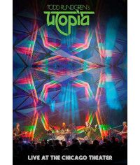 Todd Rundgren's Utopia: Live at the Chicago Theater (2018) [DVD]