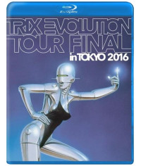 Trix Evolution Tour Final in Tokyo 2016 [Blu-ray]