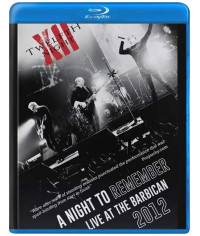 Twelfth Night: A Night to Remember - Live at the Barbican 2012 [Blu-ray]