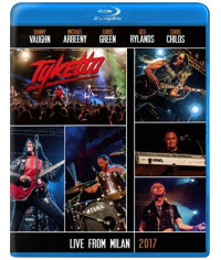 Tyketto - Live from Milan [Blu-ray]