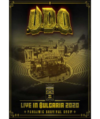 U.D.O. - Live in Bulgaria 2020 - Pandemic Survival Show [DVD]
