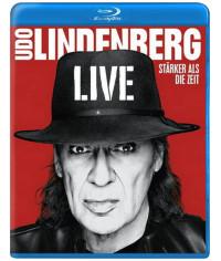 Udo Lindenberg - Stärker als die Zeit Live [Blu-ray]
