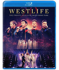 Westlife - The Twenty Tour Live from Croke Park [Blu-ray]