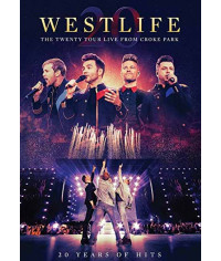 Westlife - The Twenty Tour Live from Croke Park [DVD]